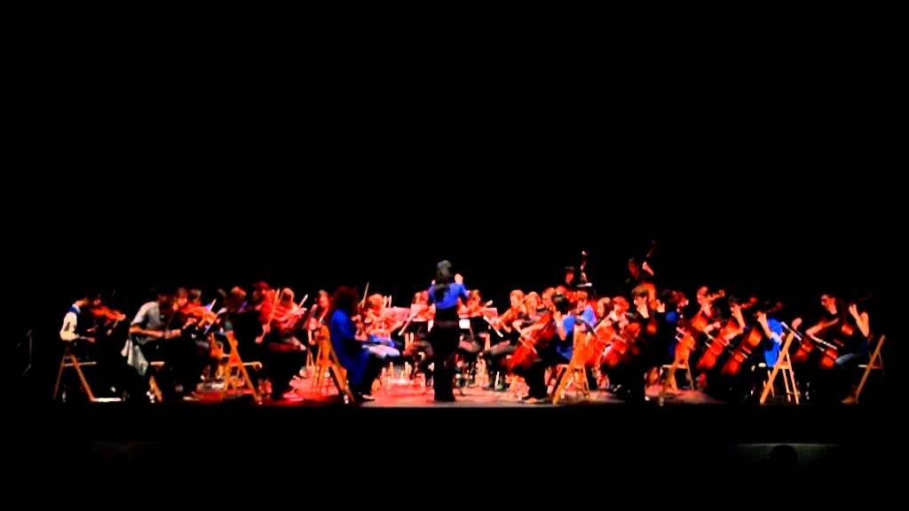 Concierto Orquestas Fernando Remacha y Nou Barris