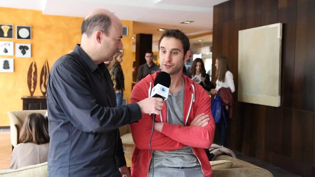 Dani Rovira, jurado en el XV Festival ópera Prima de Tudela