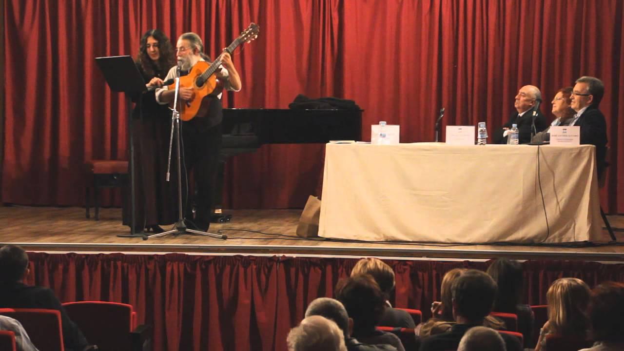 Martes Literario. Poemas de Angel Guinda y Begoña Abad