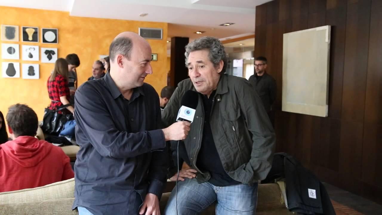 Miguel Ríos, jurado en el XV Festival Ópera Prima de Tudela