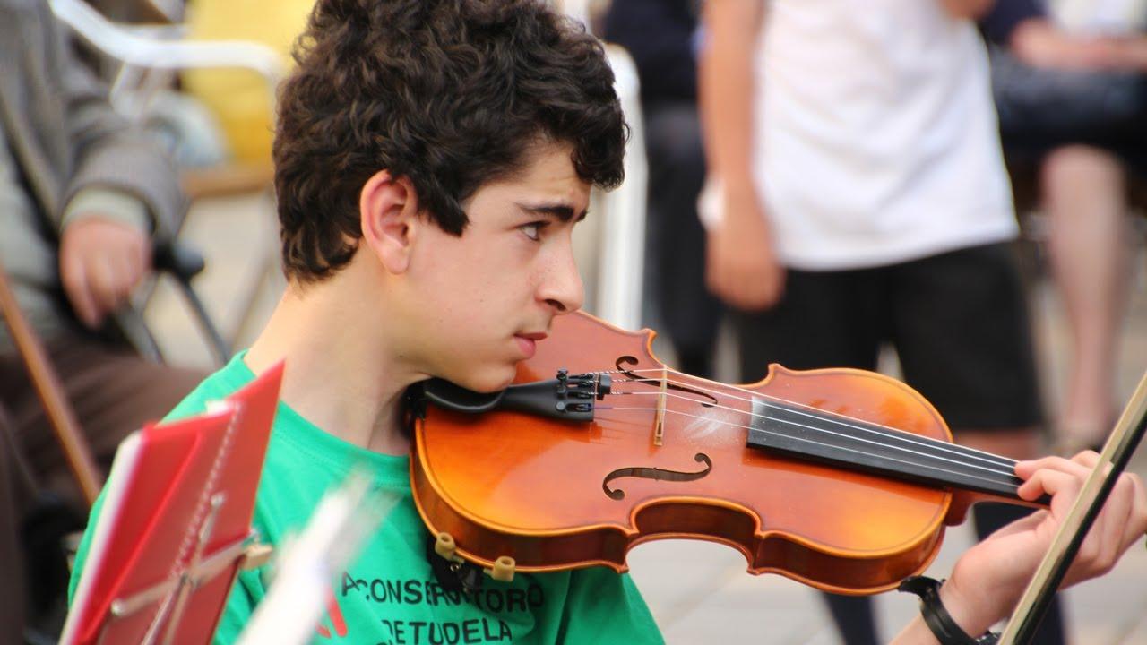 Orquesta de Cuerda. Escuela-Conservatorio Fernando Remacha