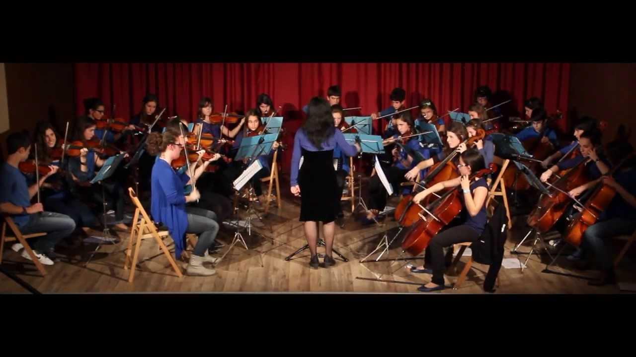 Orquesta de Cuerda Fernando Remacha de Tudela. 30/4/2013