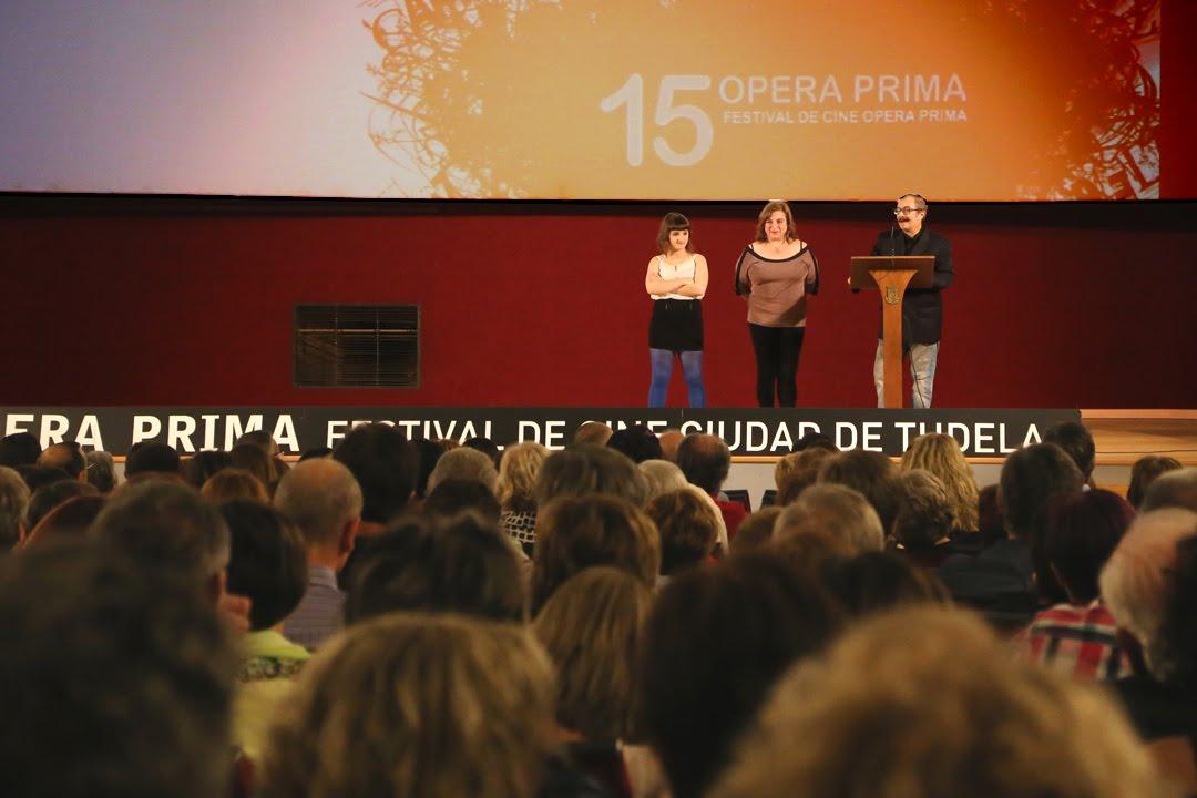 Tres Mentiras en el Festival Ópera Prima de Tudela