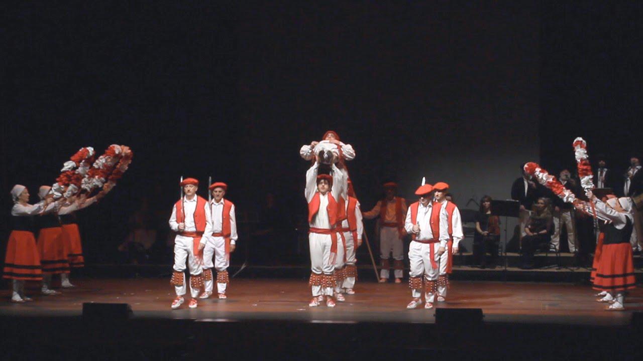50 aniversario Grupo Municipal de Danzas de Tudela