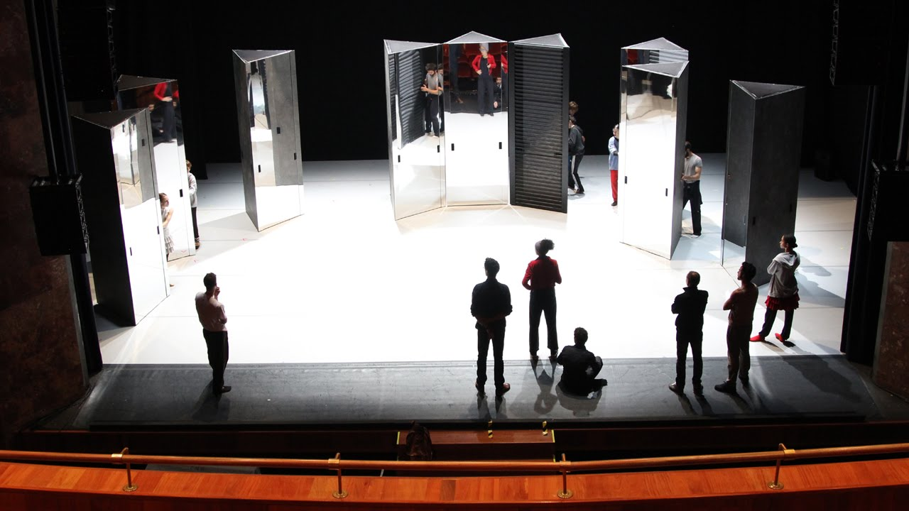 CARMEN. CND Teatro Gaztambide