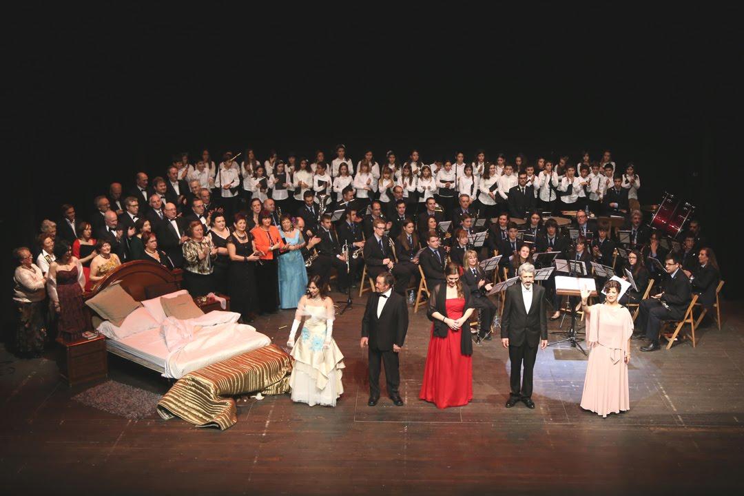 Esta es mi última ópera. Teatro Gaztambide