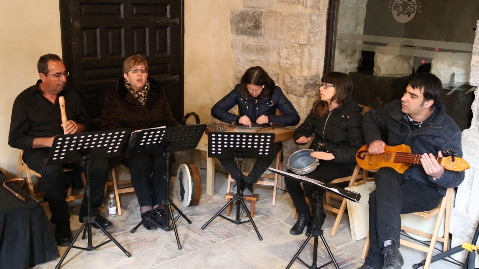 Recital poético-musical en el Claustro